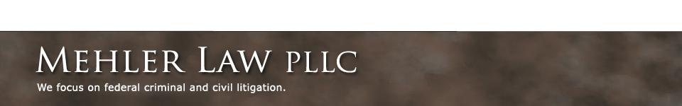 Mehler Law PLLC | Cases